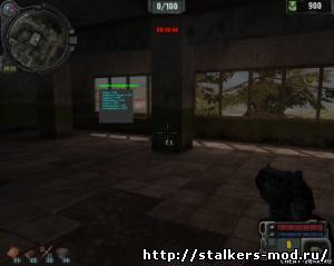 Чит WallHack 1.6.02 Call of Pripyat