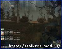 "S.T.A.L.K.E.R. ""Call of Pripyat""- Black Sky MOD : γ death"