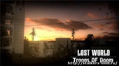 Прохождение Lost World Trops of Doom